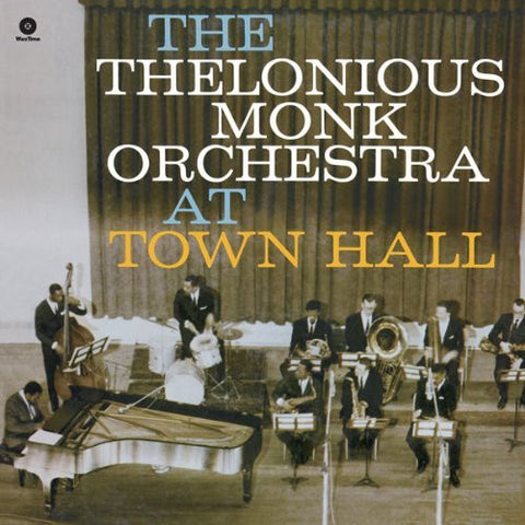 MONK THELONIOUS-AT TOWN HALL LP *NEW*