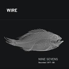 "WIRE-NINEW SEVENS 7"" BOX SET *NEW*"