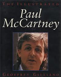 ILLUSTRATED PAUL MCCARTNEY THE-GIULIANO BOOK VG
