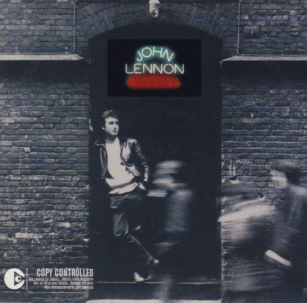 LENNON JOHN-ROCK'N'ROLL CD VG