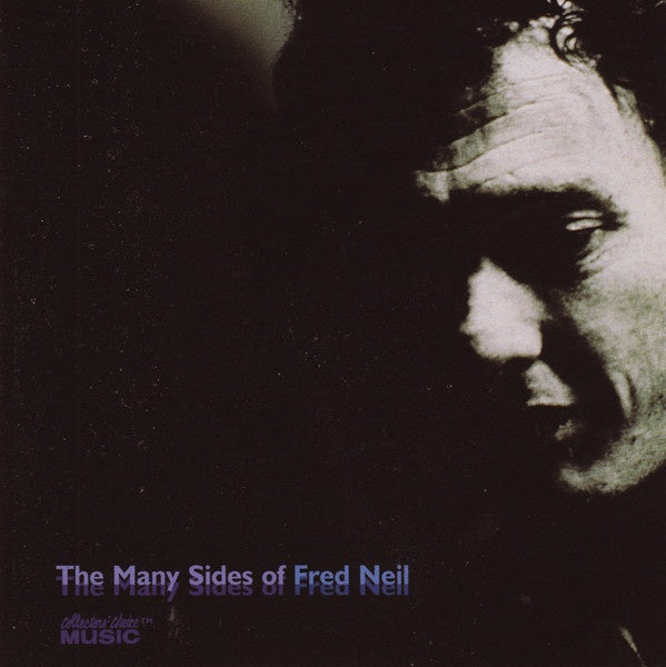 NEIL FRED-THE MANY SIDES OF FRED NEIL 2CD VG