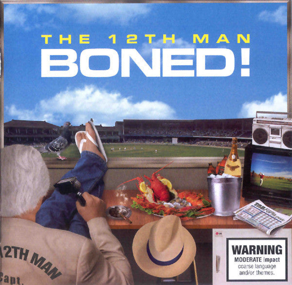 12TH MAN THE-BONED! 2CD VG