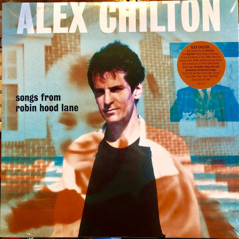 CHILTON ALEX-SONGS FROM ROBIN HOOD LANE LP *NEW*