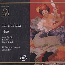 VERDI-LA TRAVIATA 2CD G