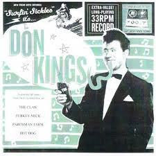 "DON KINGSTHE-SURFIN SICKLES 7"" *NEW*"