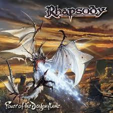 RHAPSODY-POWER OF THE DRAGON FLAME CD *NEW*
