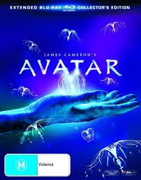 AVATAR 3BLURAY VG+