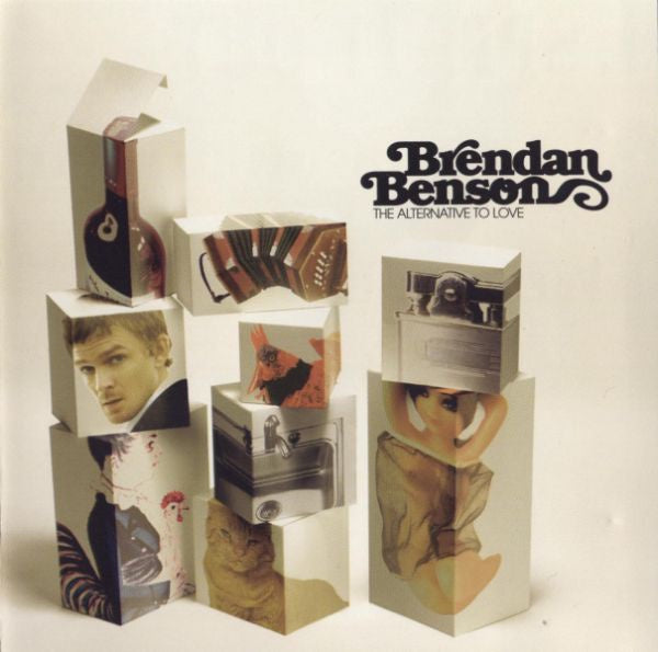 BENSON BRENDAN-THE ALTERNATIVE TO LOVE CD VG