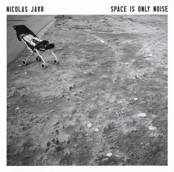 JAAR NICOLAS-SPACE IS ONLY NOISE CD VG