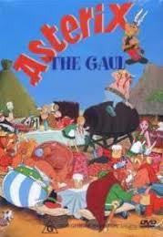 ASTERIX-THE GAUL DVD VG