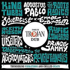 THIS IS TROJAN DUB-VARIOUS ARTISTS 2CD *NEW*