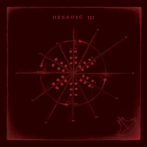 HEXADIC III-VARIOUS ARTISTS LP *NEW*