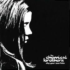 CHEMICAL BROTHERS-DIG YOUR OWN HOLE CD VG