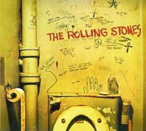 ROLLING STONES THE-BEGGARS BANQUET SACD VG