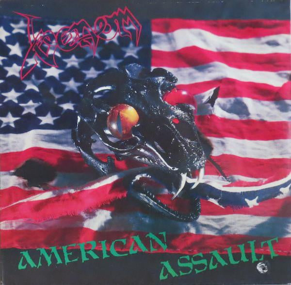 VENOM-AMERICAN ASSAULT LP *NEW*