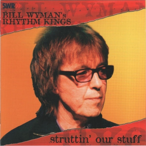 WYMAN BILL RHYTHM KINGS-STRUTTIN OUR STUFF HYBRID SACD *NEW*