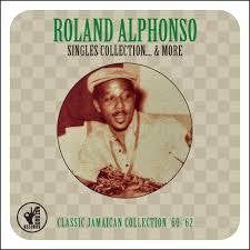 ALPHONSO ROLAND-SINGLES COLLECTION... & MORE 2CD *NEW*