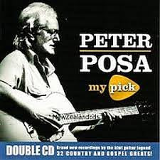 POSA  PETER-MY PICK 2CD VG