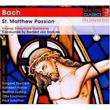 BACH-ST MATTHEW PASSION *NEW*