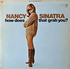 SINATRA NANCY-HOW DOES THAT GRAB YOU LP VG COVER VG
