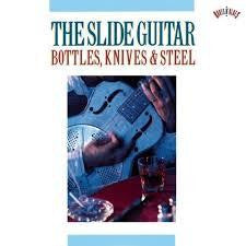 SLIDE GUITAR BOTTLES KNIVES AND STEEL-VARIOUS CD *NEW*