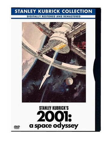 2001 A SPACE ODYSSEY DVD G