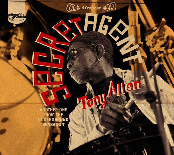 ALLEN TONY-SECRET AGENT CD *NEW*