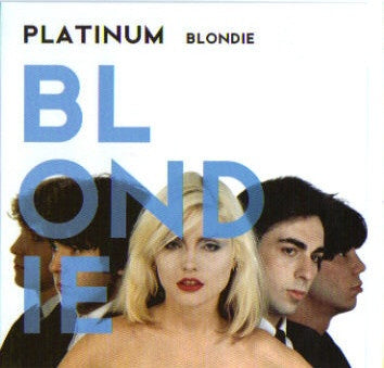 BLONDIE-PLATINUM CD VG