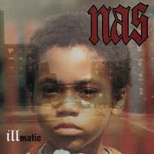 NAS-ILLMATIC CLEAR VINYL LP *NEW*