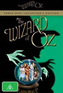 WIZARD OF OZ THE-THREE DISC COLLECTORS EDITION VG