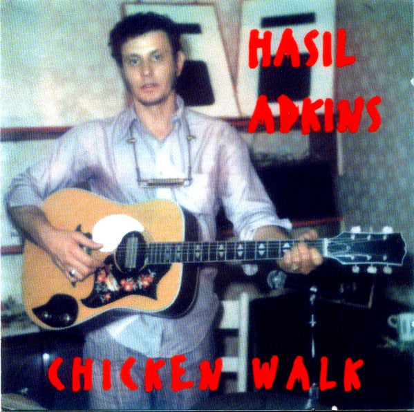 ADKINS HASIL-CHICKEN WALK CD *NEW*