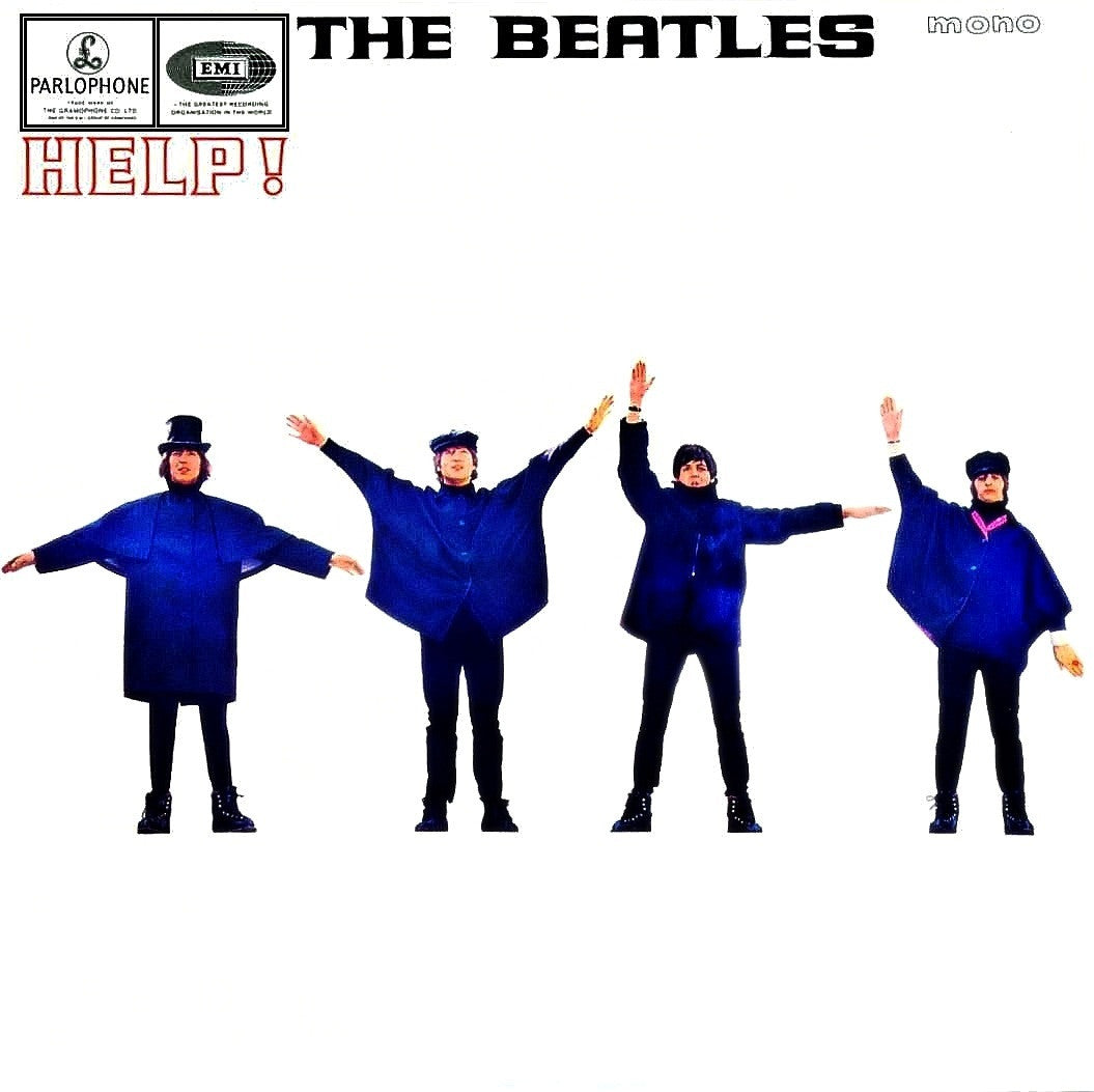 BEATLES THE-HELP MONO *NEW*