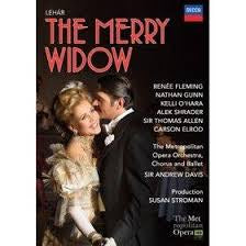 LEHAR-THE MERRY WIDOW ZONE 0 DVD VG