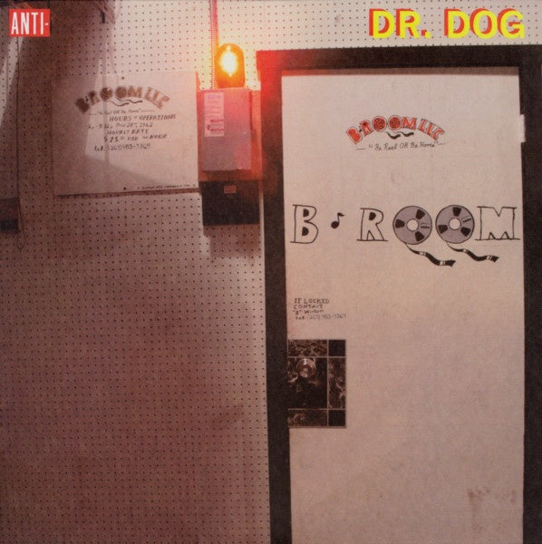 DR. DOG-B-ROOM CD VG