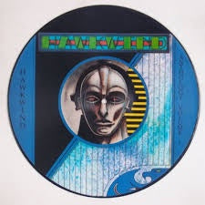 HAWKWIND-ANTHOLOGY VOLUME I PICTURE DISC LP VG