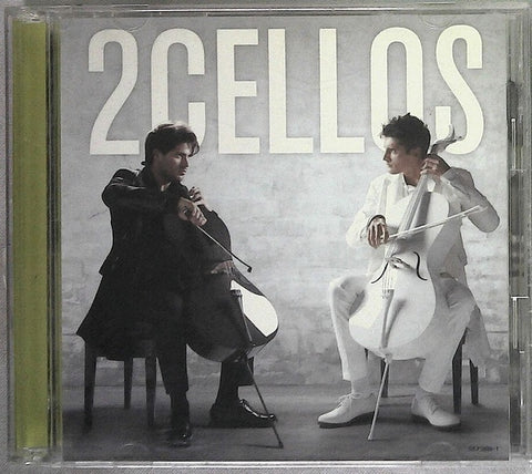 2CELLOS-IN2ITION CD VG