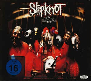 SLIPKNOT-SLIPKNOT 10TH ANNIVERSARY EDITION R16 CD+DVD  G
