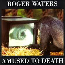 WATERS ROGER-AMUSED TO DEATH CD VG