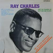 CHARLES RAY-THE SOUNDS OF RHYTHM & BLUES LP VG COVER VG