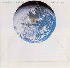 TANGERINE DREAM-WHITE EAGLE LP VG+ COVER VG+