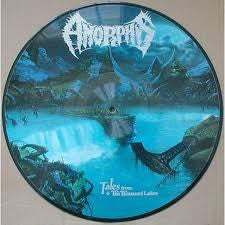 AMORPHIS-TALES FROM THE THOUSAND LAKES PICTURE DISC VG+