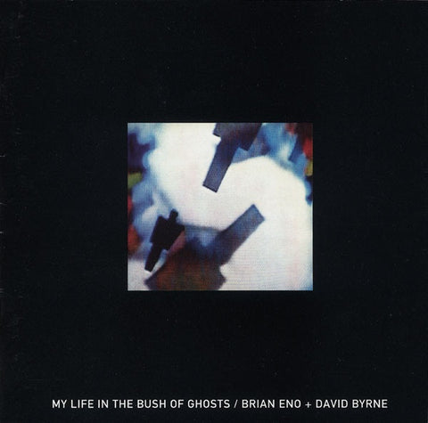BYRNE DAVID & BRIAN ENO-MY LIFE IN THE BUSH OF GHOSTS CD VG