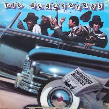 BLACKBYRDS THE-UNFINISHED BUSINESS LP *NEW*