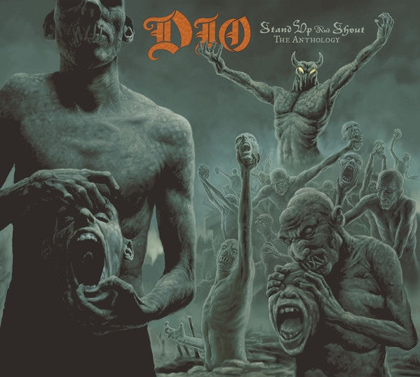 DIO-STAND UP AND SHOUT THE ANTHOLOGY 2CD G