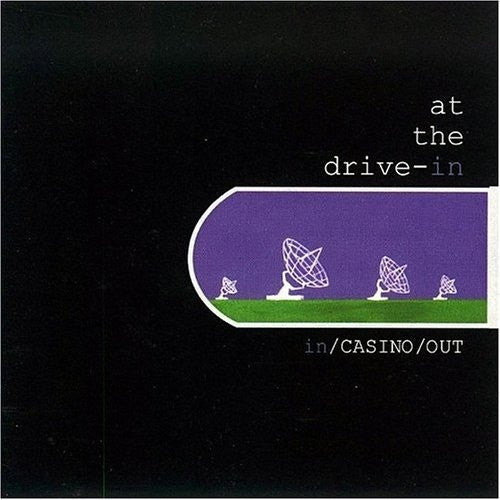 AT THE DRIVE-IN-IN/CASINO/OUT CD G