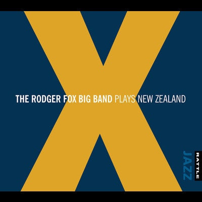 ROGER FOX BIG BAND THE-PLAYS NEW ZEALAND CD *NEW*
