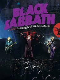 BLACK SABBATH-LIVE...GATHERED IN THEIR MASSES DVD+CD *NEW*