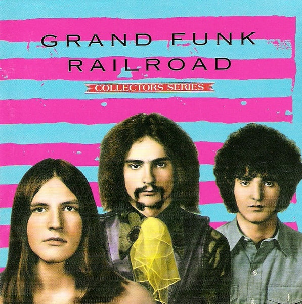GRAND FUNK RAIL ROAD-COLLECTORS SERIES CD VG