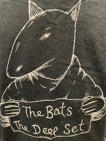 BATS THE-THE DEEP SET T-SHIRT 2XL *NEW*