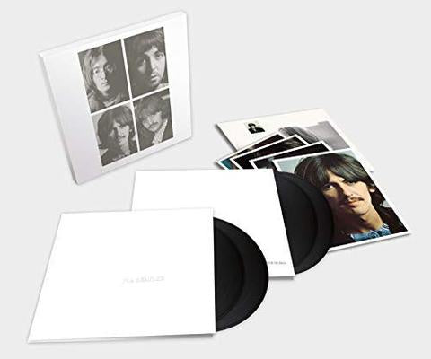 BEATLES THE- WHITE ALBUM 50TH ANNIVERSARY EDITION BOX SET 4LP *NEW*